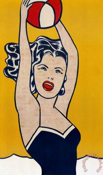 Roy Lichtenstein: Biography, Artworks of Roy Lichtenstein